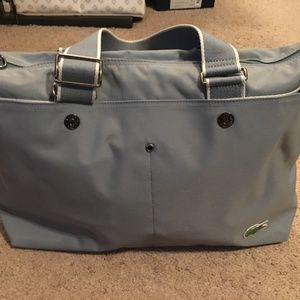 Lacoste Holdall Office Work Tote Bag